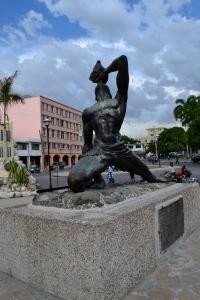 Nég Maron - the Unknown Slave (c) Kenyantraveller